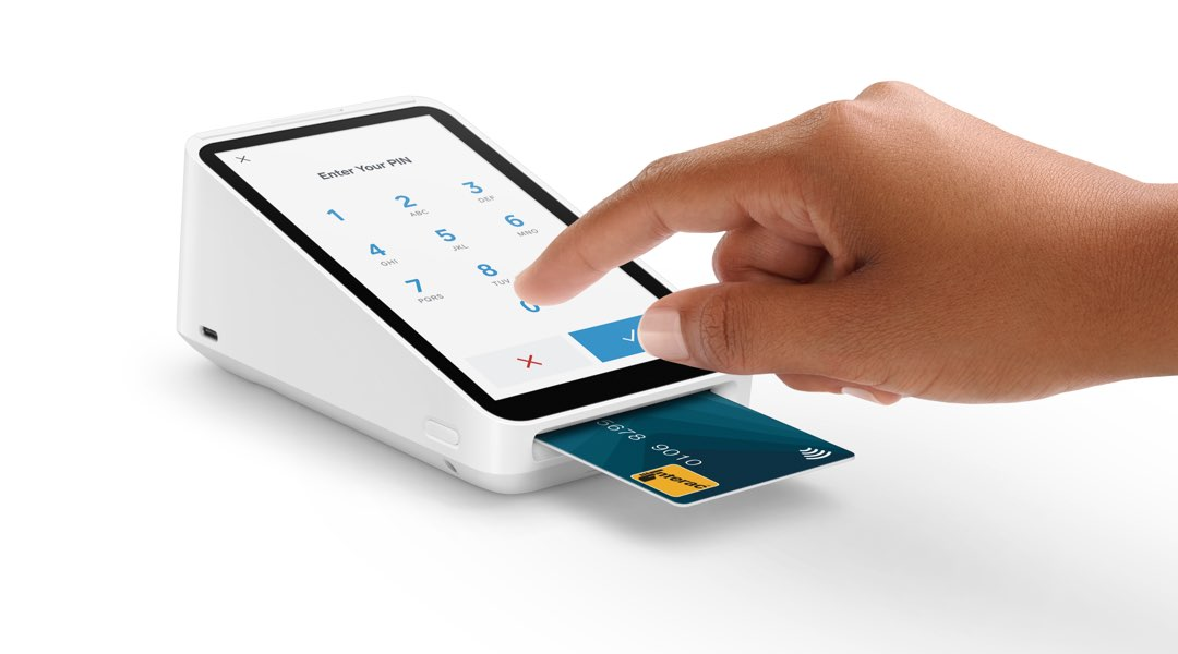 Integrated in-person payments